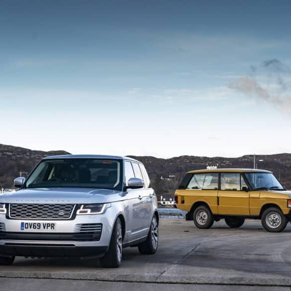 assets Magazin: 50 Jahre Range Rover