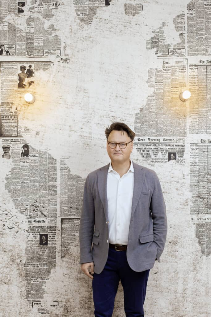 assets Magazin: Hans Sailer