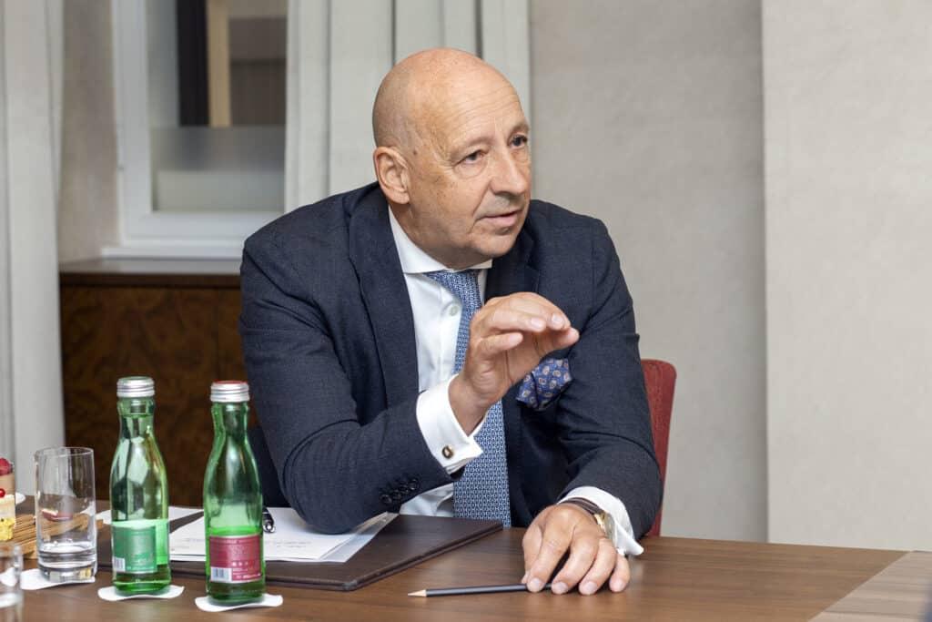 assets Magazin: Privatbanken - Hermann Wonnebauer