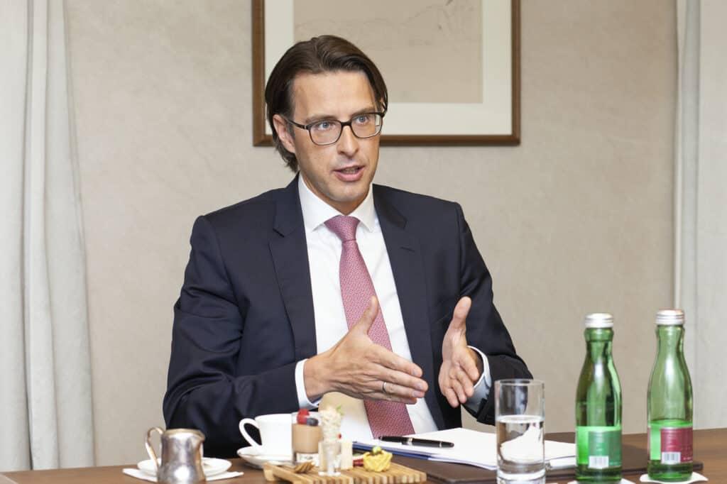 assets Magazin: Privatbanken - Nils Kottke