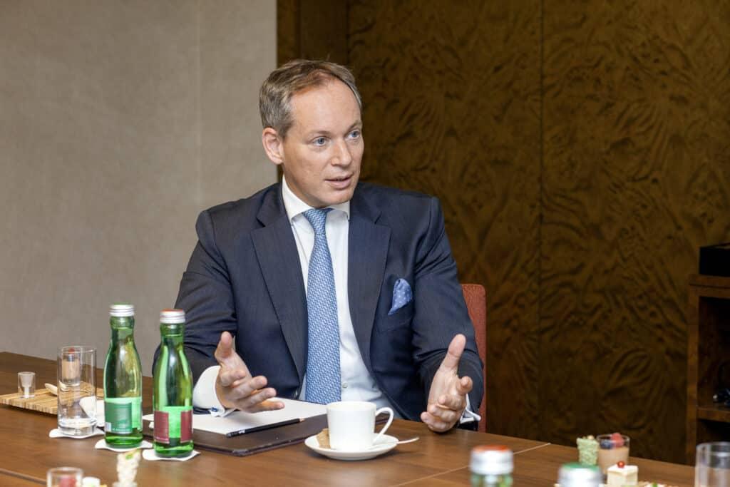 assets Magazin: Privatbanken - Robert Löw
