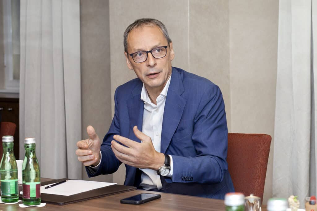 assets Magazin: Privatbanken - Wilhelm Celeda