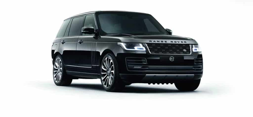 assets Magazin: Range Rover SV Autobiography Dynamic Stealth