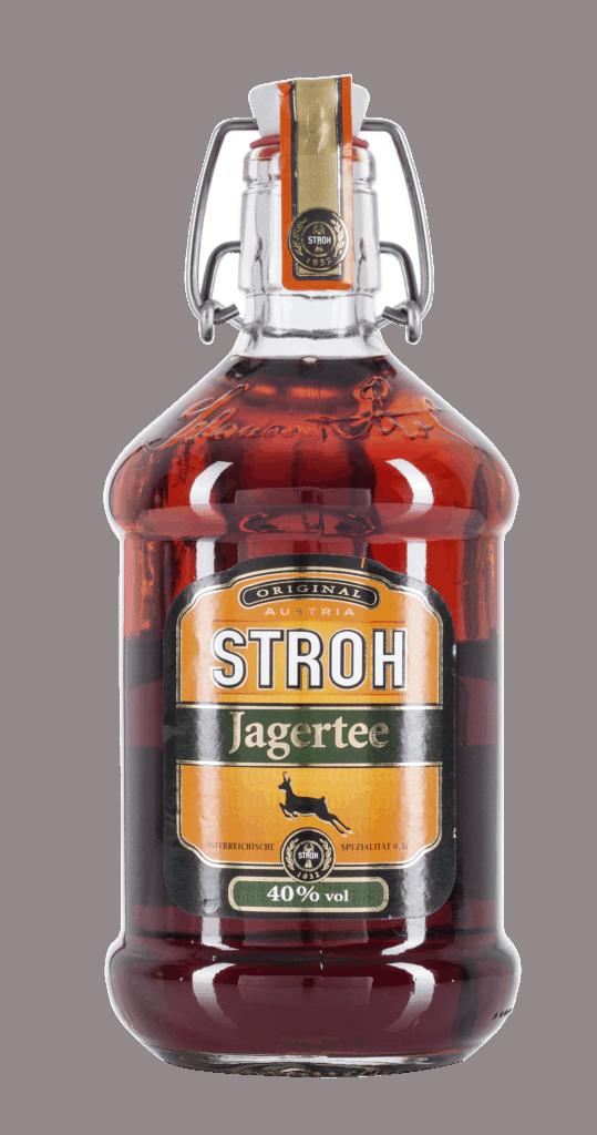 assets Magazin: Stroh Jagertee