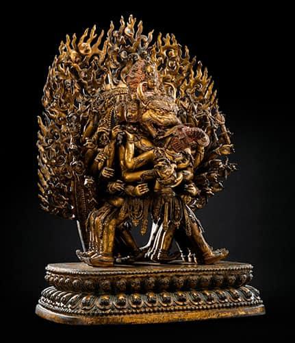 assets Magazin: Auktion - Chinesische Bronze