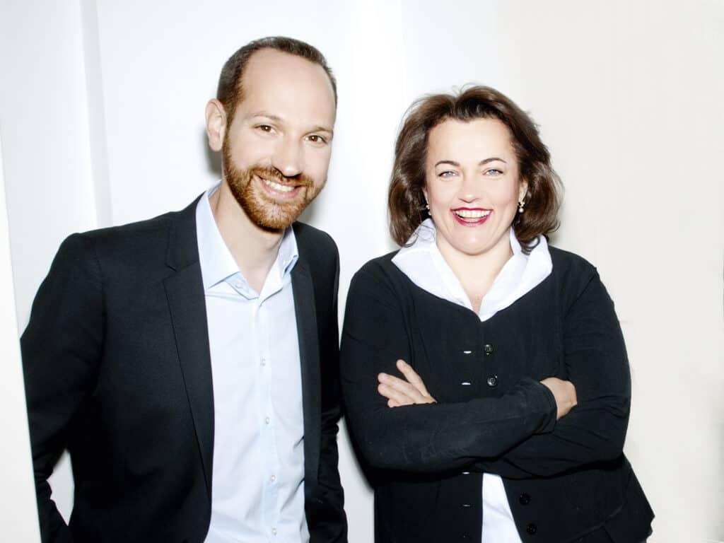 assets Magazin: Dr. Marion Faber-Oelschlägel, Mag. Georg Oelschlägel