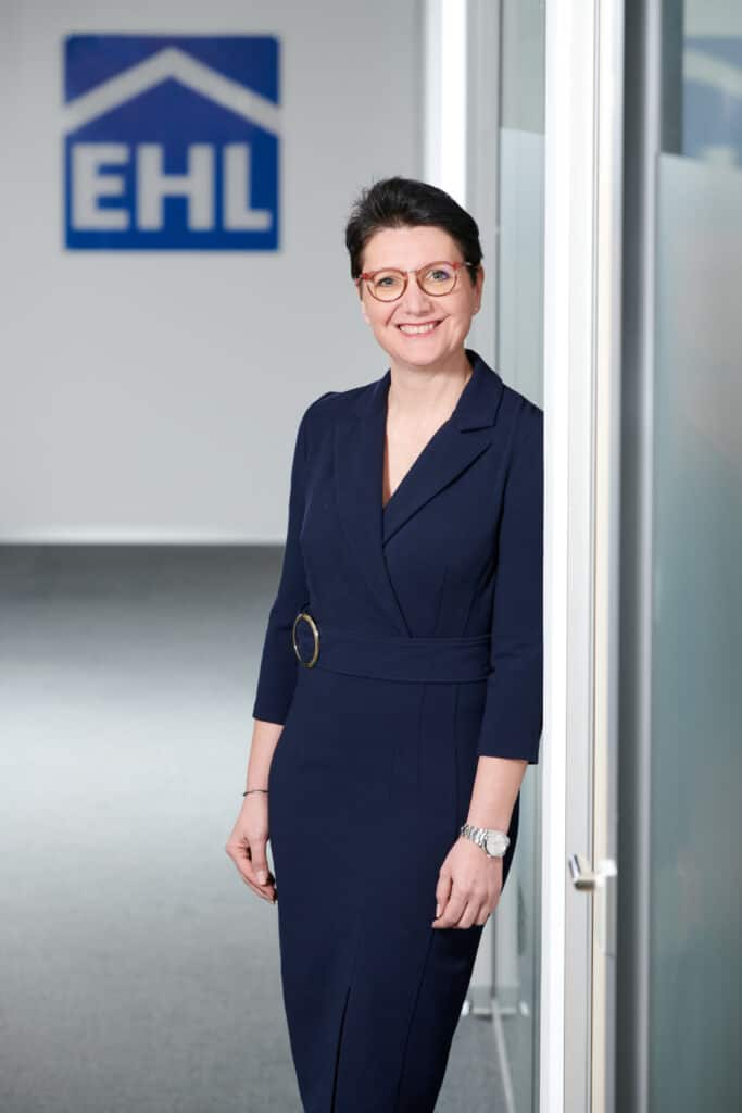 assets Magazin: Sandra Bauernfeind, EHL Immobilien