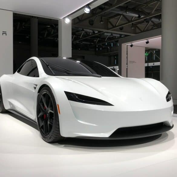assets Magazin: Tesla