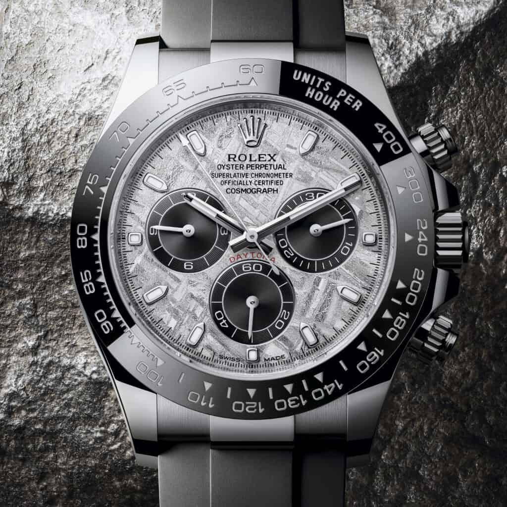 assets Magazin: Uhren - Rolex