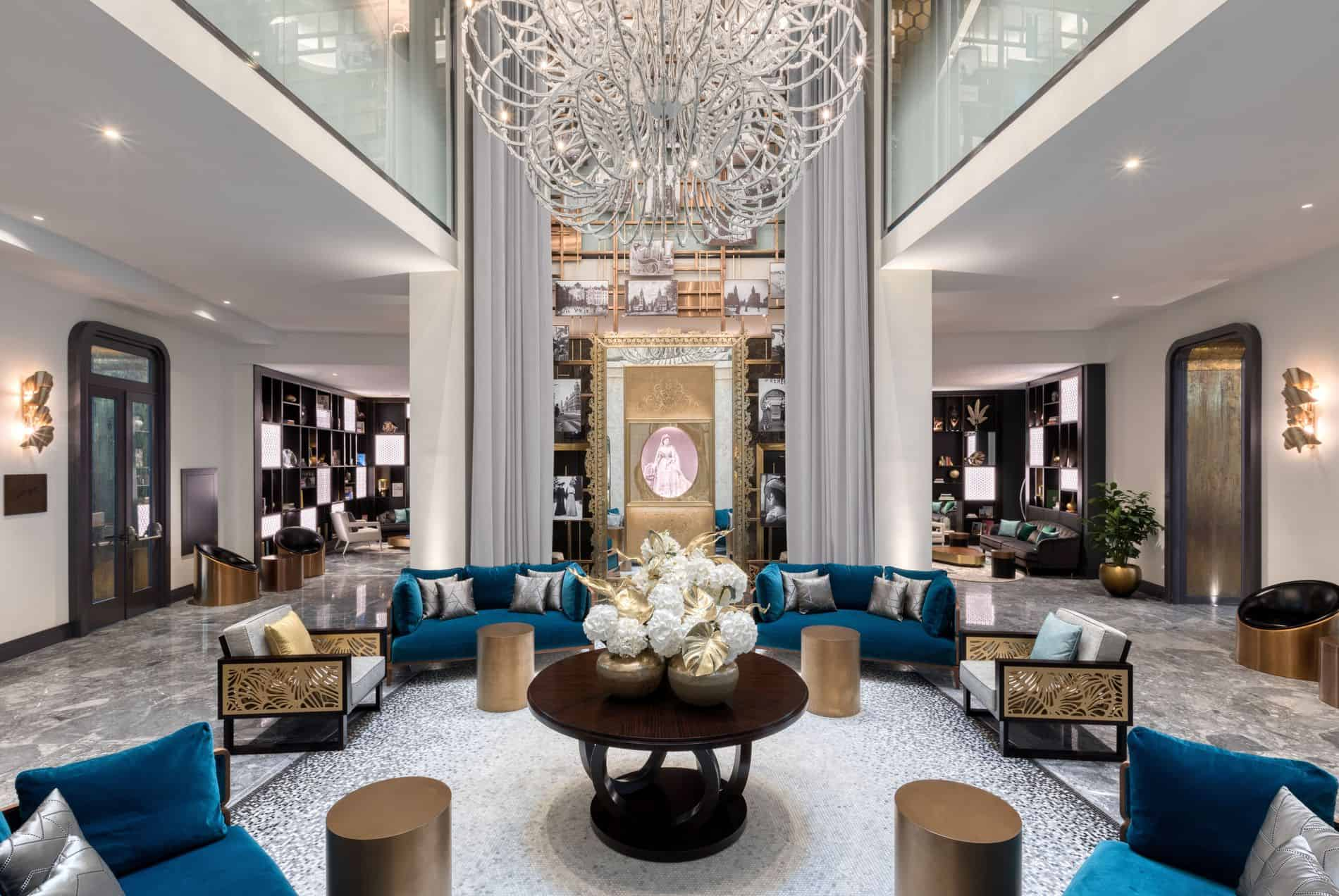 assets Magazin: Matild Palace Budapest - Marriott