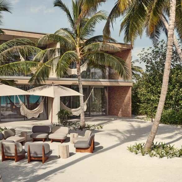 assets Magazin: Patina Malediven