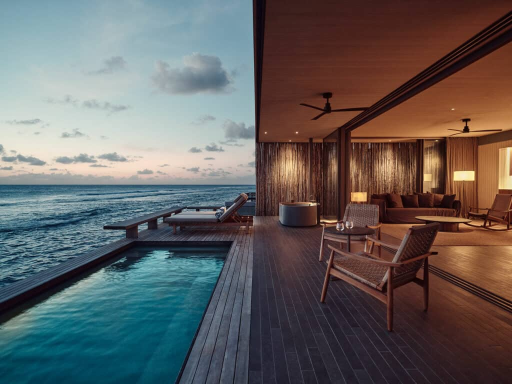 assets Magazin: Patina Malediven Resort