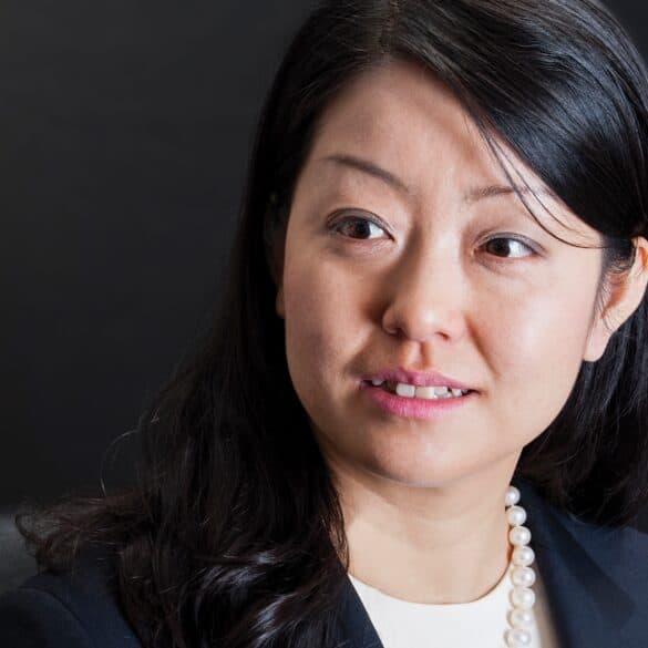 assets Magazin: Jasmine Kang, Portfoliomanagerin bei Comgest