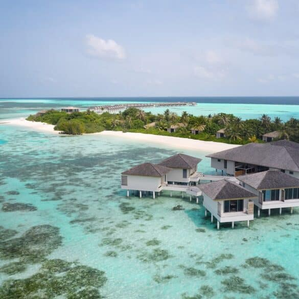 assets Magazin: Le Méridien Maldives Resort & Spa