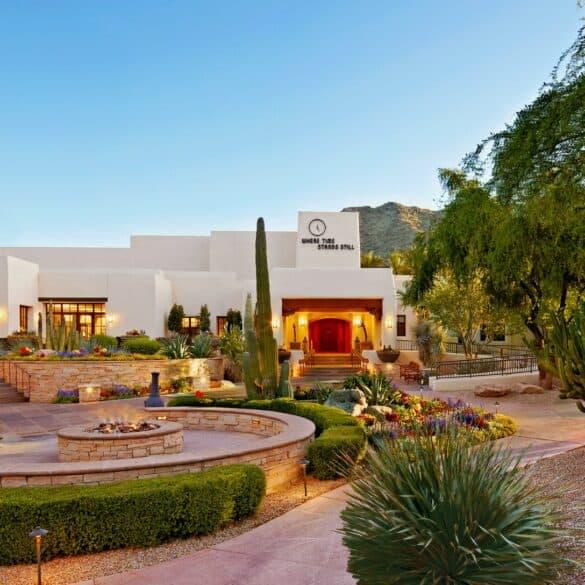 assets Magazin: JW Marriott Scottsdale Camelback Inn Resort & Spa
