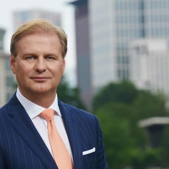 assets Magazin: Achim Küssner, Schroder Investment Management